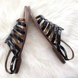 Sam Edelman Caged Flat Sandals